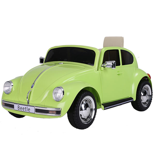 2019 New baby ride on toy car children electric car VW License Beetle car JE1818