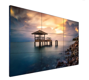 46inch Originele Samsung Panel Ultra Smalle Bezel Hoge Helderheid LCD Video Wall