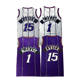 100% Stitched Men Latest Arrival High Quality Sublimation Custom embroidered Jersey basketball
