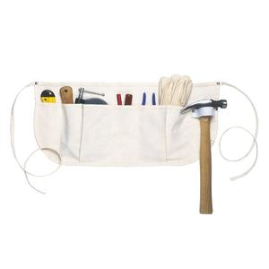 Canvas Waist Apron Half Apron for Tools
