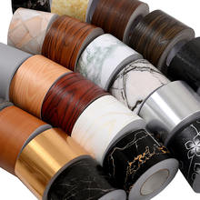 Cheap Custom Wood Black Promotional Skirting Line Marble Floor Sticker