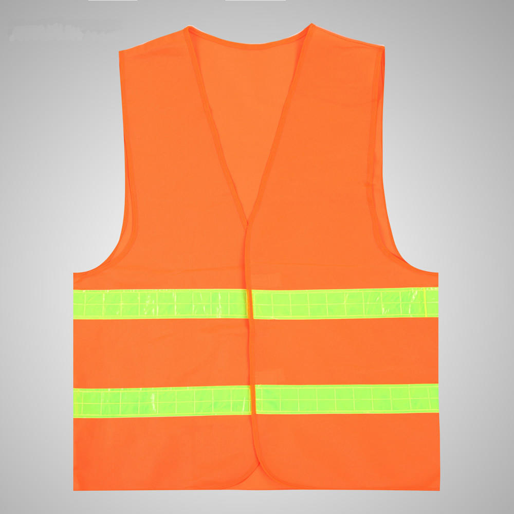 Reflective Safety Running Industrial Vest