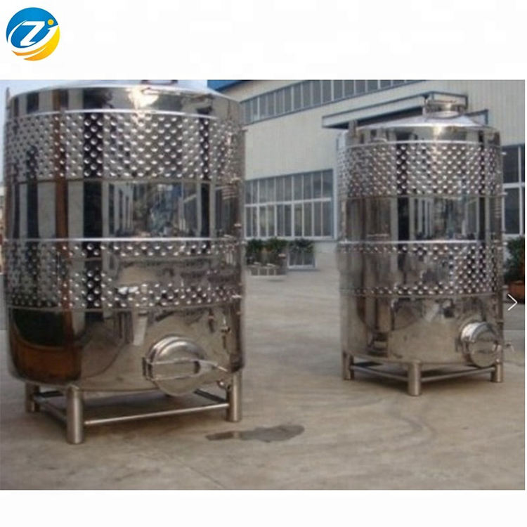 wine fermentation tank 100l conical fermenter