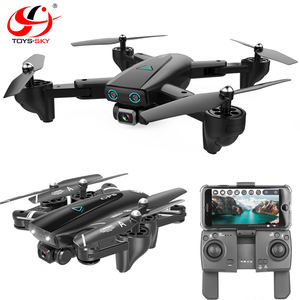 2020 New Tecnologia S167 Radio Control Toys HD Aerial Camera Quadcopter Intelligent Following Rc Professional Drone With Camera