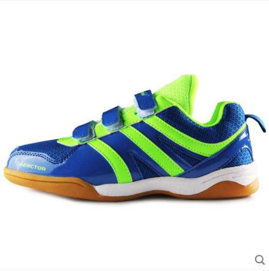 Fashion high quality kids shoes Children table tennis Shoes