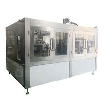 Automatic juice bottle filling machine