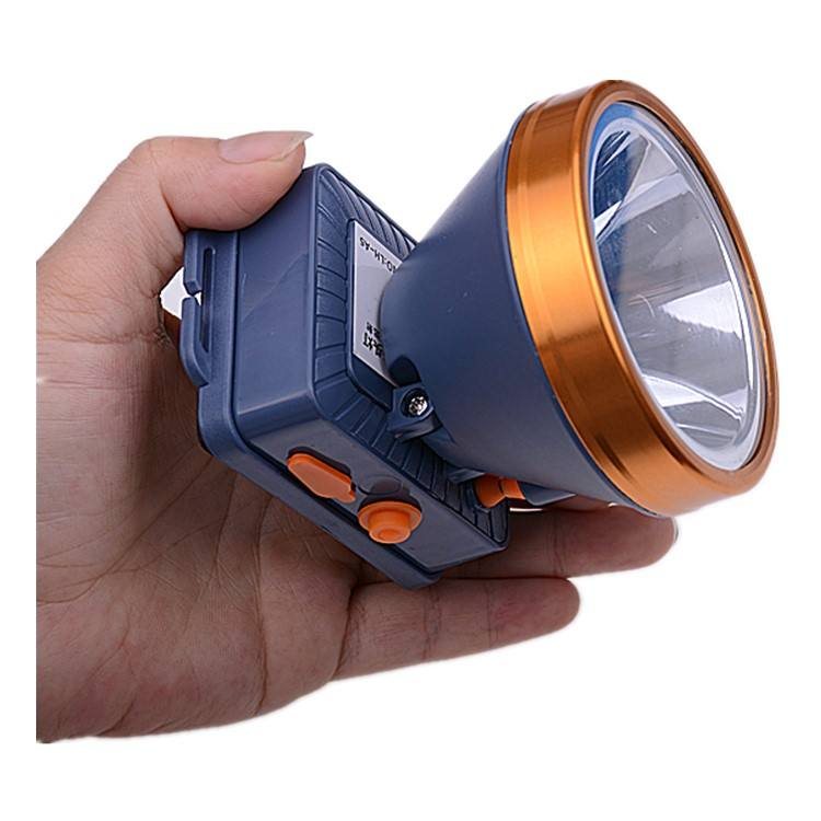 China factory Waterproof 20Hours Long Working time 18650 Cheap Fishing Camping Rechargeable Head lamp