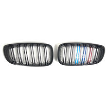 For Bmw GT F34 3 Series M Colour Carbon Fiber Front Grille Cars