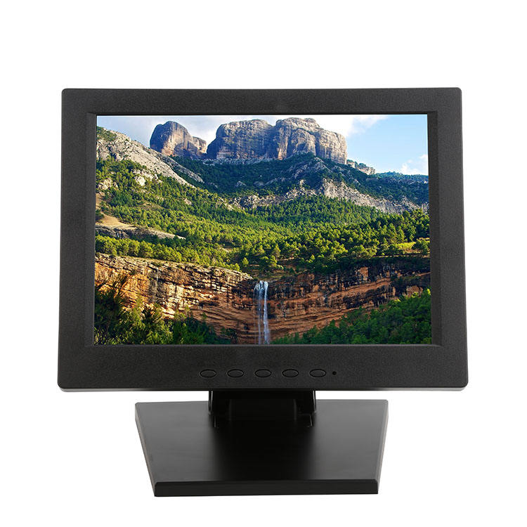 Großhandel TFT-LCD 10/12/15/17 zoll resistive touch screen monitor für POS system