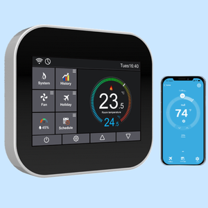 Alexa Modbus Rs485 Kamer Nest Thermostaat