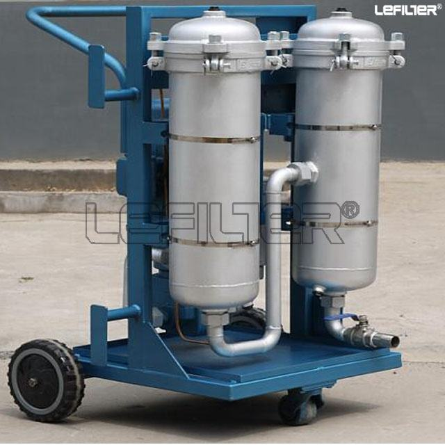 portable high-precision diesel particulate filter cleaning machine