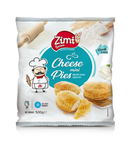 FETA CHEESE MINI PIES 500g, Puff Pastry
