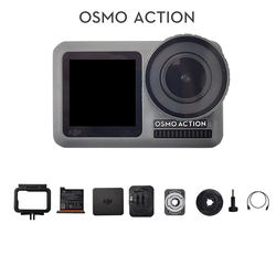 DJI Osmo Action Professional Sport Camera 4K HDR Video Water