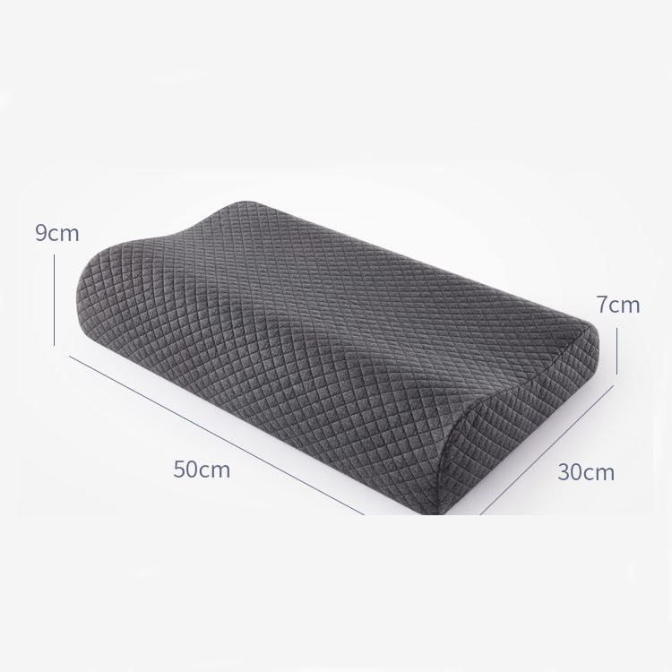 Heated soft block bearing baby head relax high quality health neck orthopedic suppliers body import latex custom pillow