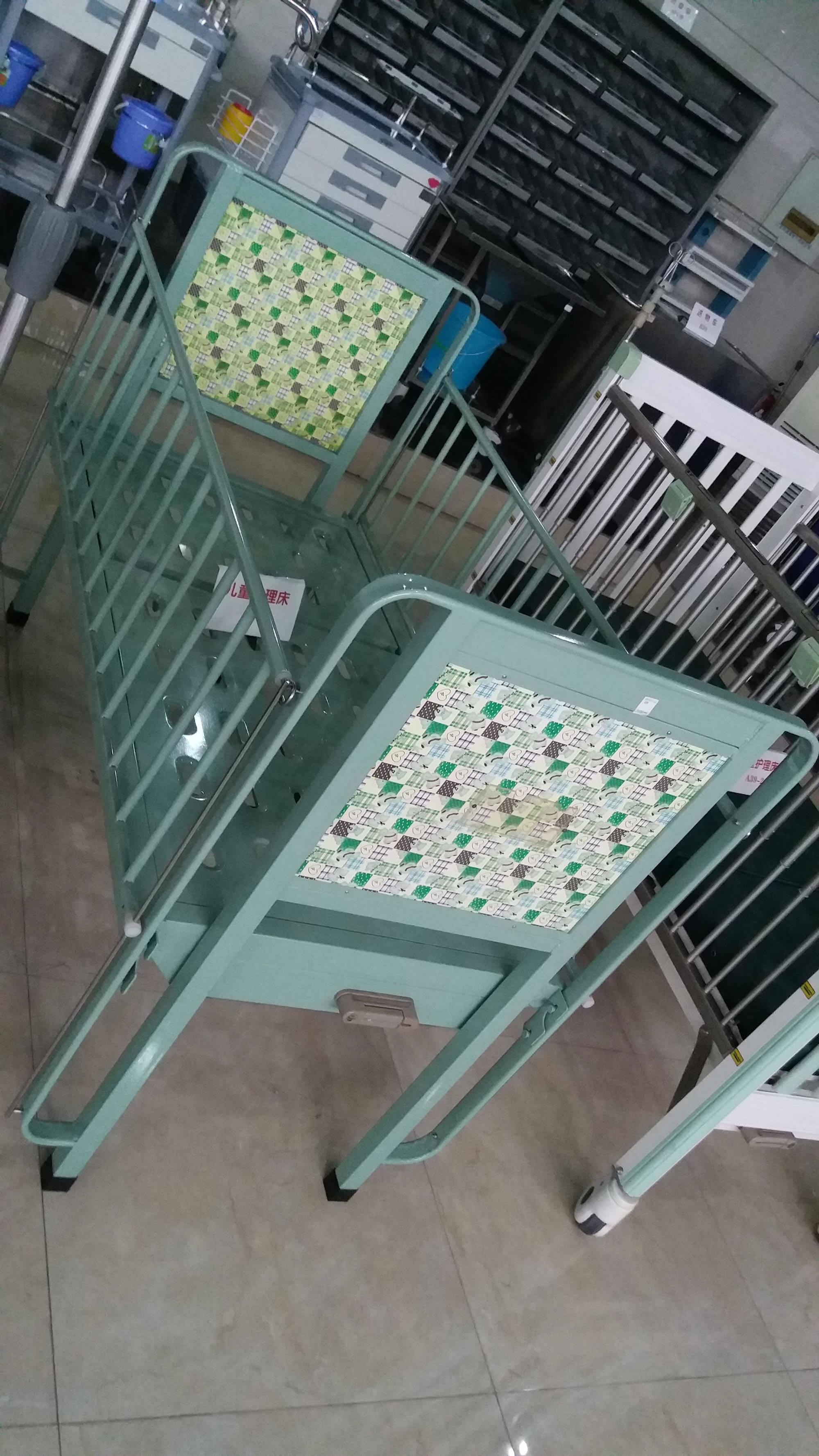 Children Beds Chinese Manufacture Hospitals Equipment Children Bed
