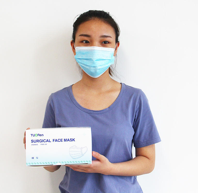 Packing Machine For Surgical Mask
