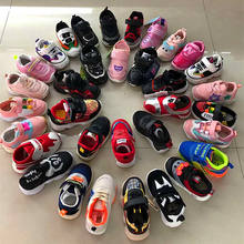 Wholesale high quality baby shoelace soft bottom bulk sneakers clearance shoes