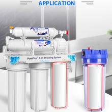 Melt blown PP Filter Cartridge For Prefiltration Before RO System In Electronics Process Water PP Sediment Water Filter