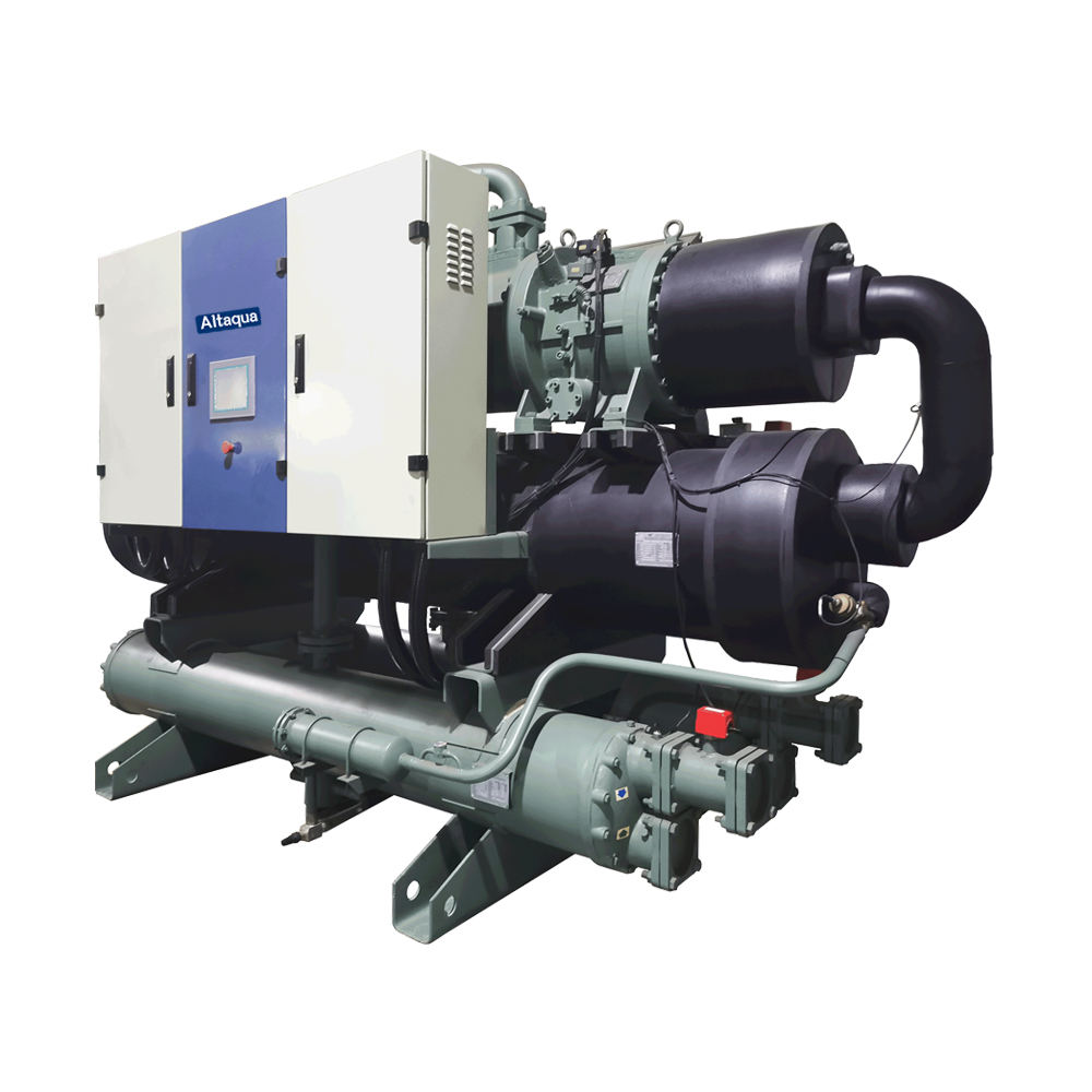 Altaqua screw type water cooling industrial water cooled chiller