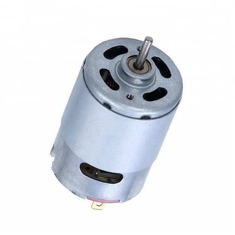 Tốt giá 12 volt 18 v big điện mô-men xoắn lớn RS545 động cơ điện cho máy khoan động cơ
