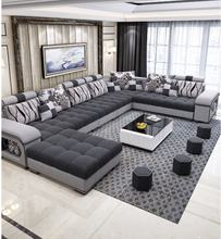 Furniture Factory Provided Living Room Sofas/Fabric Sofa Bed Royal Sofa set living room