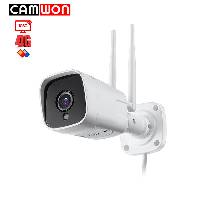 Camwon Draadloze Verborgen Spy Micro Bewakingscamera IP66 Outdoor Audio Sd Kaart 1080P Hd <span class=keywords><strong>Sony</strong></span> 4G Ip Body tracking Camera Cctv
