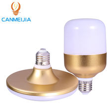 Wholesale China Cheap E27 B22 Ampoule 220V Led Lamp 15W 20W 30W 50W 60W Bombillas High Power LED Bulb SKD UFO Led Light Bulb