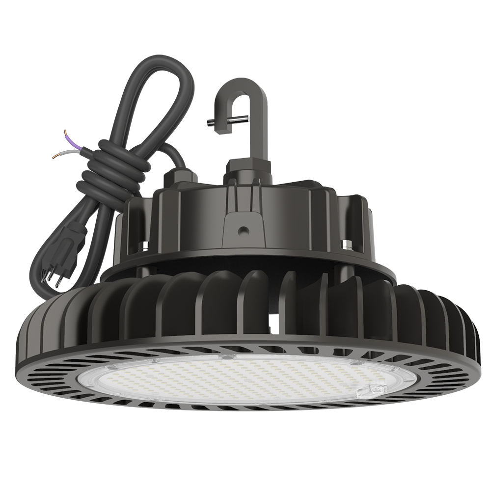 Longsun 140lm/w 산업 ip65 highbay 100w 150W 200W 250W ufo led 높은 베이 빛