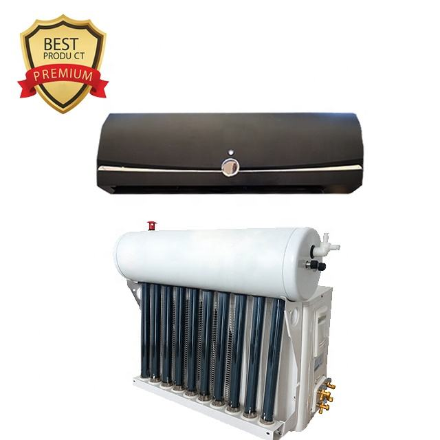 Hybrid Solar Air Conditioning System 9000Btu Photothermal solar air conditioning solar split Type Air Conditioner