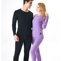 Electrically heated thermal clothing for man women