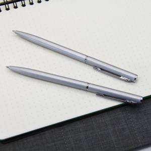 For sale business promotional gift metal material customized logo printing ballpoint pen