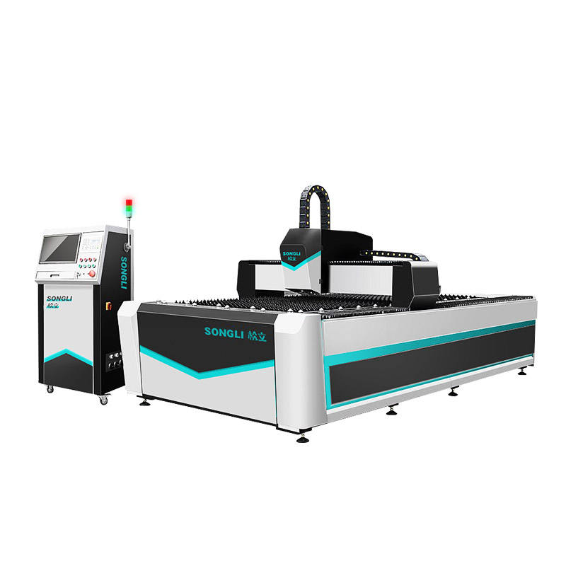 Songli fiber laser cutting Machine suitable for carbon steel plate aluminium alloy plate ,galvanized plate etc