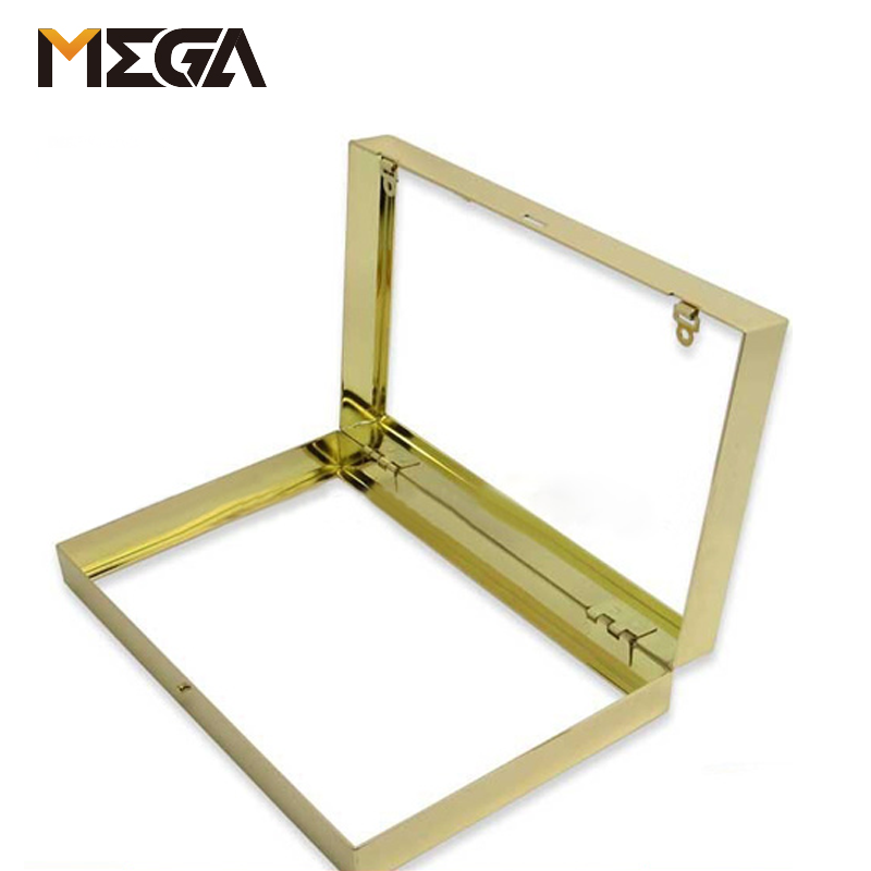 2019 new product factory cheap new style box clutch frame metal bag frame clutch bag frames