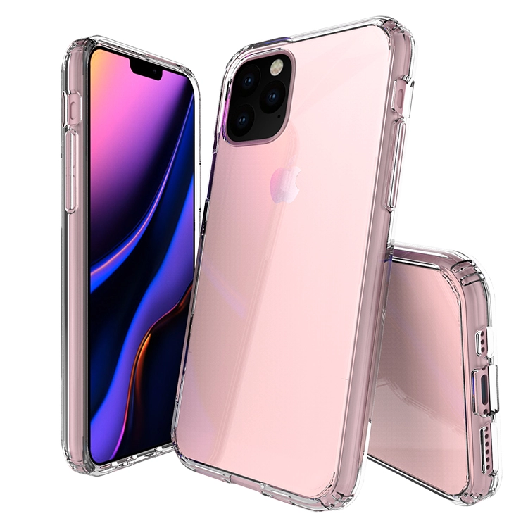 Transparent [ Mobile Cover ] For IPhone 11 Case China Manufacturer Mobile Phone Acrylic Clear Case For IPhone 11/5.8'' Cover