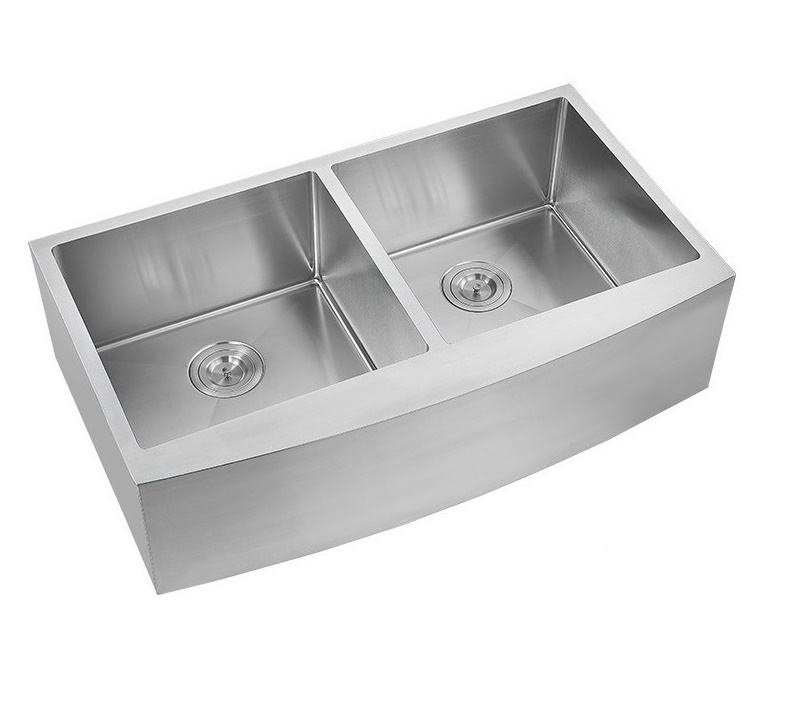 CUPC 304 Stainless Steel Apron Front Sink Farmhouse Sink