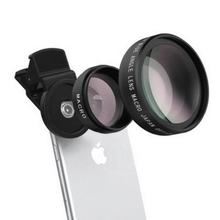 mobile fisheye lenses Ultra Wide-Angle External mobile Phone Lens