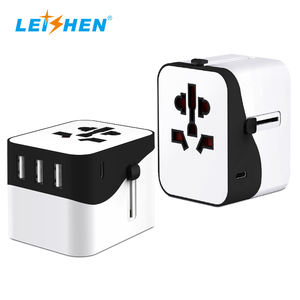 Universal Travel Adaptor/Dunia USB Travel Adapter/Charger Produsen