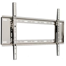 Stainless Steel universal Monitor/TV wall mount sliding bracket LED LCD Display Modern Cabinet living room metal