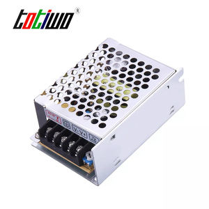 AC Ke DC Tegangan Konstan 24W 24V 1A LED Smps Switching Power Supply