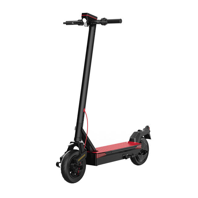 Electric Scooter Black Steel cheep Frame Power Battery Time Charging 2-6h Color Weight Material for adult