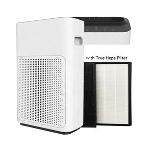 WIFI Remote Control Portable Air Cleaner Home Desktop Air Purifier Manufacturer Oem Ozone Air Purifier Hepa
