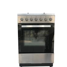 Top selling top gas free standing cooker oven with 5 burners