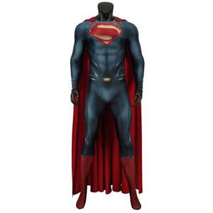 Super man Man of Steel Super man Clark Kent Cosplay Costume Adult Cosplay Costume Set J4300
