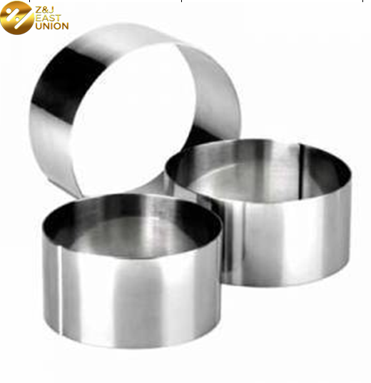 Baking tools round shaped mousse cake mold Stainless steel, cake ring