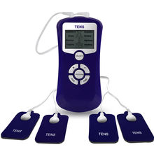 TENS + EMS Combination Unit Muscle Stimulator for Pain Relief & Arthritis & Muscle Strength