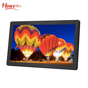 Hcwy 17.3 Inch Wifi Android Tekening Tablet All In One Pc 17 Inch Android 4.4 / 5.1 Touch Pc