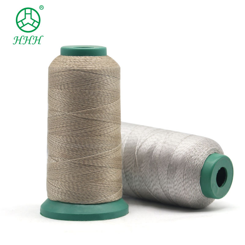 Kangfa High Quality Electro Sewing Thread For Knitting Conductive Monofilament Yarn