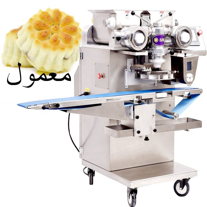 Shanghai Seny Automatic commercial multi-function maamoul filling mooncake machine production line