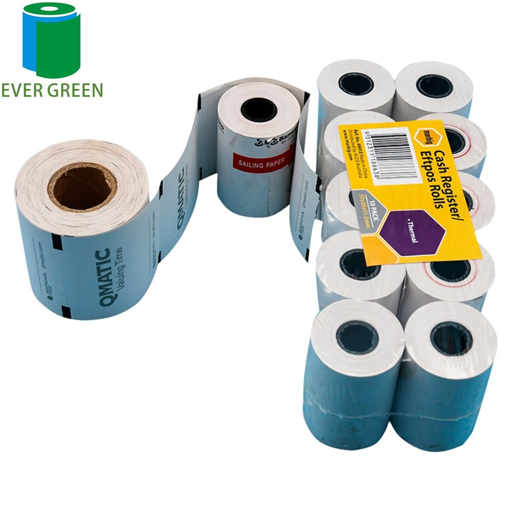 Wholesale best price thermal cash register paper roll 80*80mm