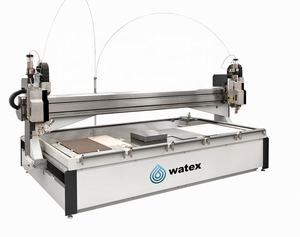 water jet cutting machine 4000 bar water jet cutter for metal aluminium stainless steel marble cutting